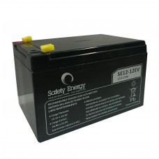 AG12V12ASAFVE BAT. DE  GEL 12V 12A SAFETY ENERGY VEHICULO ELECTRONICO