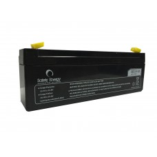 BAT. DE  GEL SAFETY 12 V 2,3A