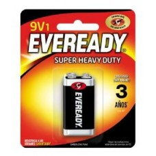 6F22EV 9V X 1 EVEREADY CARBON