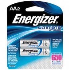 AA X 2 ENERGIZER LITIO