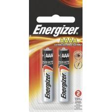 AAAA X 2 ENERGIZER