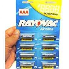 AAA X 1 RAYOVAC