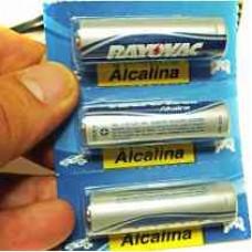 AA X 1 RAYOVAC ALCALINA