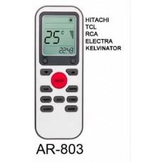 AR803 REMOTO AIRE CARCASA ORIGINAL HITACHI, TCL, RCA
