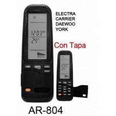 AR804 REMOTO AIRE CARCASA ORIGINAL CARRIER, DAEWOO, ELCTRA YORK