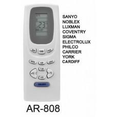AR808 REMOTO AIRE CARCASA ORIGINAL SANYO NOBLEX, PHILCO