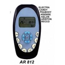 AR812 REMOTO AIRE CARCASA ORIGINAL ELECTRA, CANDY