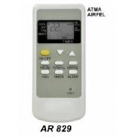 AR829 REMOTO AIRE CARCASA ORIGINAL ATMA, AIRFEL