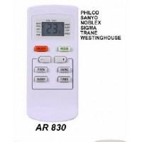 AR830 REMOTO AIRE CARCASA ORIGINAL PHILCO, NOBLEX, SANYO
