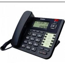 AS8401 TELEFONO MESA PARED MANOS LIBRES IDENTIFICADOR NUMEROS GRANDES