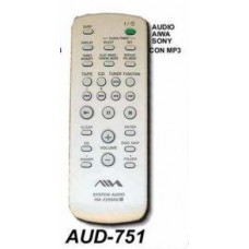 AUD751 REMOTO AUDIO SONY