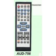 AUD756 REMOTO AUDIO PANASONIC