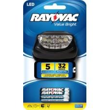 LINT RAYOVAC VINCHA .5 LED ECO + 3AAA
