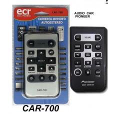 CAR700 REMOTO DE AUDIO PARA  AUTO PIONEER
