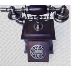 CLASSIC TELEFONO ANTIGUO MADERA