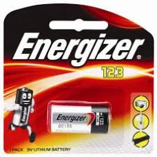 CR123A ENERGIZER  FOTOGRAFIA LITIO 3V