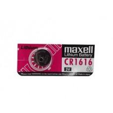 CR1616 MAXELL 3V LITIO