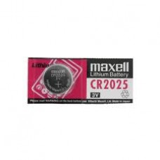 CR2025MX MAXELL 3V LITIO
