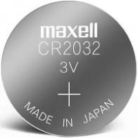 CR2032MX MAXELL 3V LITIO