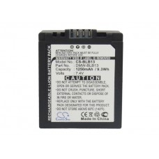BLB13 BAT. P/  PANASONIC LITIO-ION  7.4V 1250 MAH