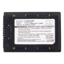 BP210MC BAT. P/ SAMSUNG LITIO-ION 3.7V / 1800MAH