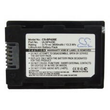 BP420E BAT. P/ SAMSUNG LITIO-ION 3.7 V / 3600MAH