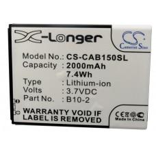 CAB150SL BATERÍA CATERPILLER B15 3,7V / 2000MAH
