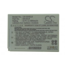 ENEL8 BAT. P/ NIKON LITIO-ION 3.7V 650 MAH