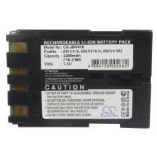 JBV416 BAT. P/ JVC 7.4V / 2200MAH / LITIO-ION