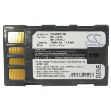 JVF815D BAT. P/ JVC LITIO-ION 7.4V / 1600MAH