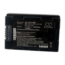 JHM600MC BAT. P/ JVC LITIO-ION  7,4V / 4400MAH