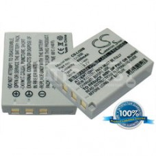 LI30B BAT. P/OLYMPUS LITIO-ION 3.7V 650 MAH