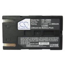 LSM80 BAT. P/ SAMSUNG LITIO-ION 7.4V 800MAH