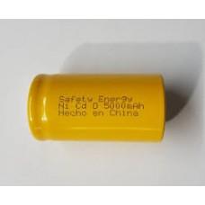 PIILA REC D 1,2V SAFETY 5000 MAH CADMIO