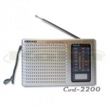 DK0901 RADIO AM/FM MESA