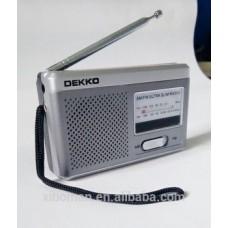 RADIO AM/FM DEKKO DK-2017