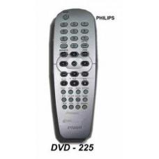 DVD225 CONTROL REMOTO CARCASA ORIGINAL PARA DVD PHILIPS