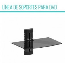 DVD291 SOPORTE PARA DVD, PLAY STATION, CODIFICADOR BRATECK