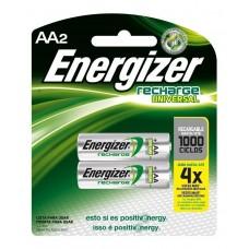 ENAA202 AA X 2 ENERGIZER 2300MAH NI MH
