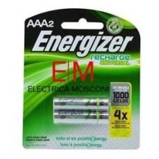 ENAAA802 AAA X 2 ENERGIZER 800MAH NI MH