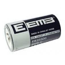 ER26500 PILA CILIND.FLAT  C  3,6V 7500MA LI-ION