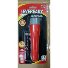 GPHH211 LINTERNA AA X 2 LED EVEREADY