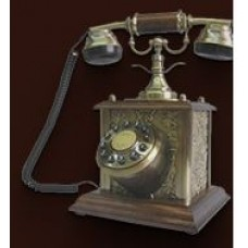 HT42C TELEFONO ANTIGUO HENTAK