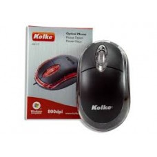 KM117 MOUSE OPTICO USB KOLKE