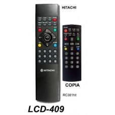 LCD409 CONTROL REMOTO PARA LCD HITACHI