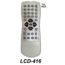 LCD416 CONTROL REMOTO PARA LCD TCL, RCA