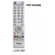 LCD481 CONTROL REMOTO PARA LCD SMART LG