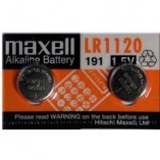 LR1120MX PILA  ALCALINA BLISTER X 10  1,5V