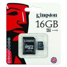 MSD16GBK  MICRO SD C/ADAPT 16GB CLASE 4
