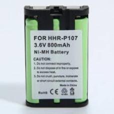 P107HO BAT.TEL.INAL.P107 3,6V 650MA NIMH  HOWARD